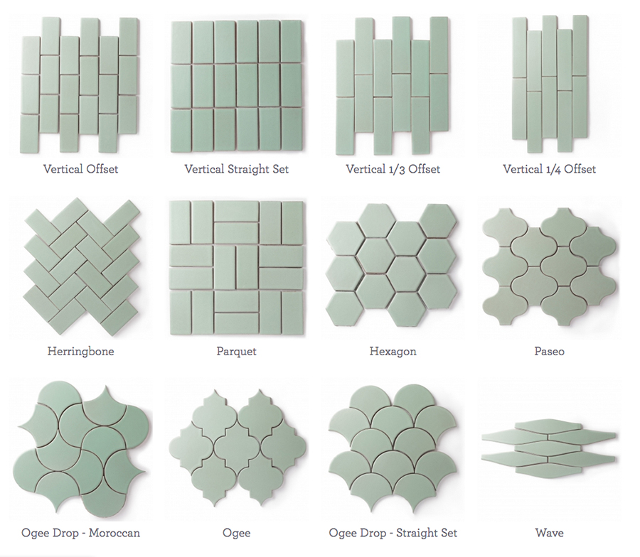 Tile Patterns | Versatile and Stone